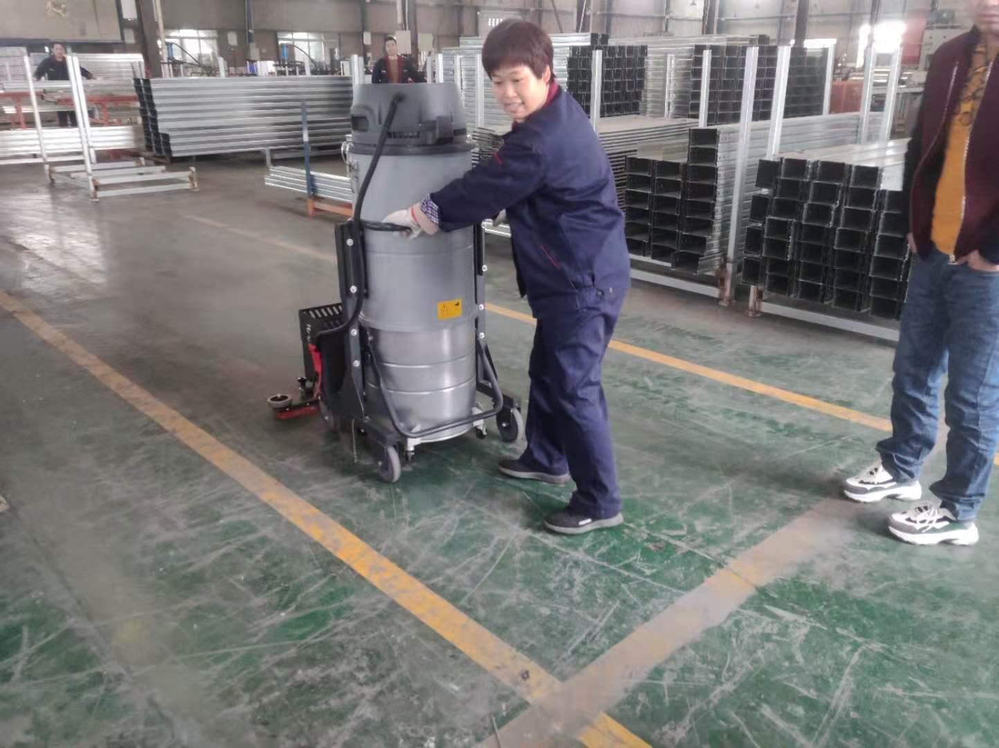 工厂吸铁屑的吸尘器