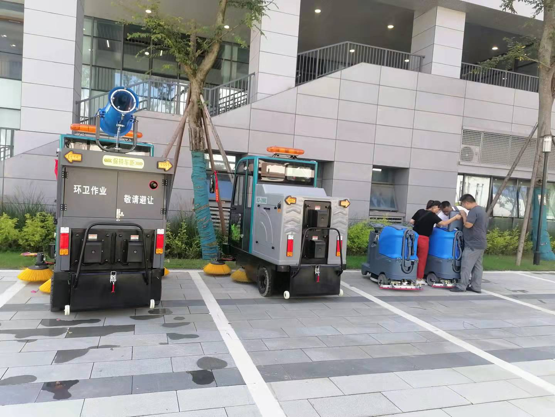 成都大学东盟艺院采购扫地机