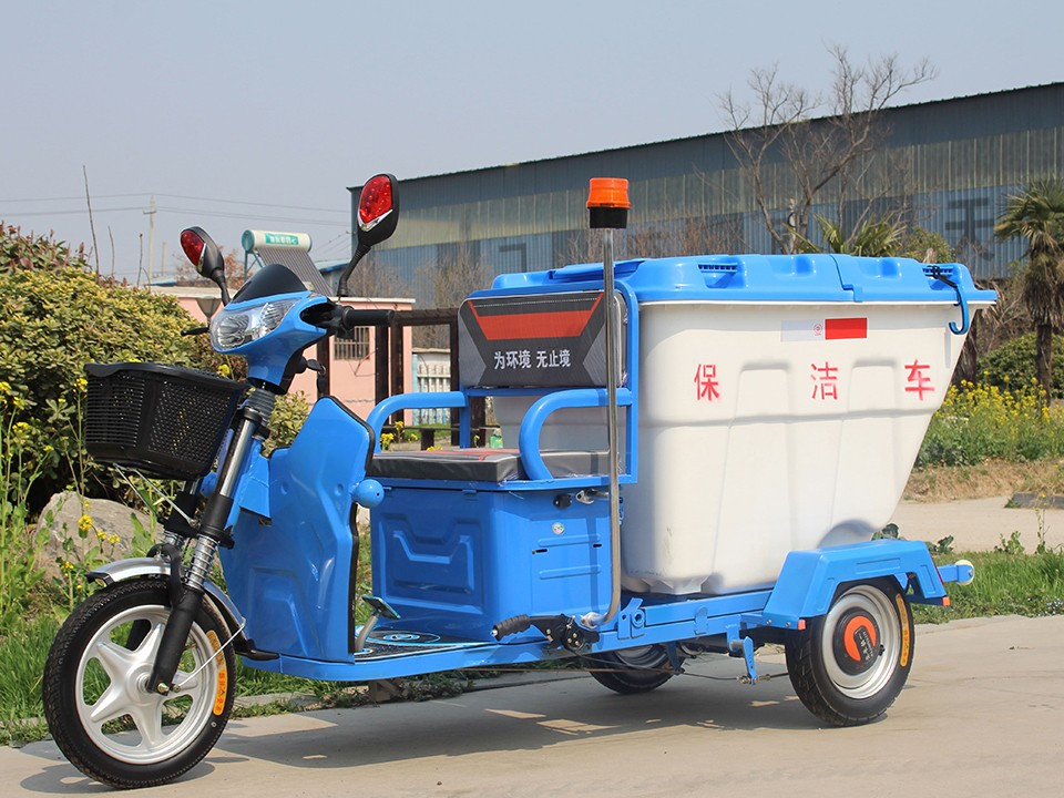 电动保洁车需定期检查的原因